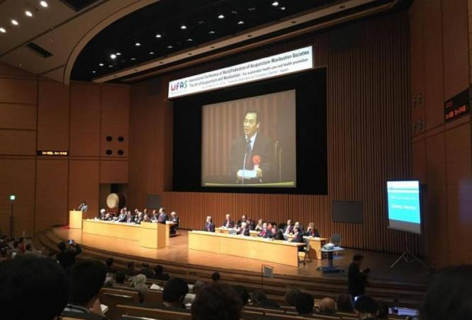 International Conference of WFAS  Tokyo/Tsukuba 2016 - The Art of Acupuncture